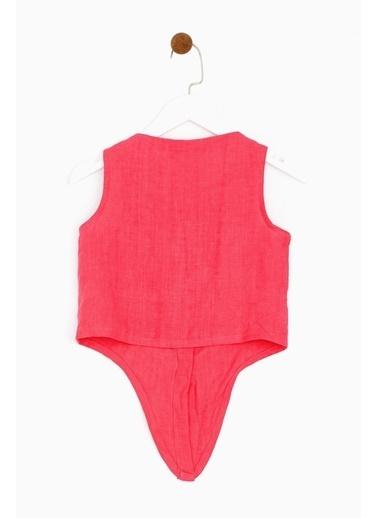 Tyess Kız Çocuk Fuşya Bluz 19Ss2Tj4618 Fuşya